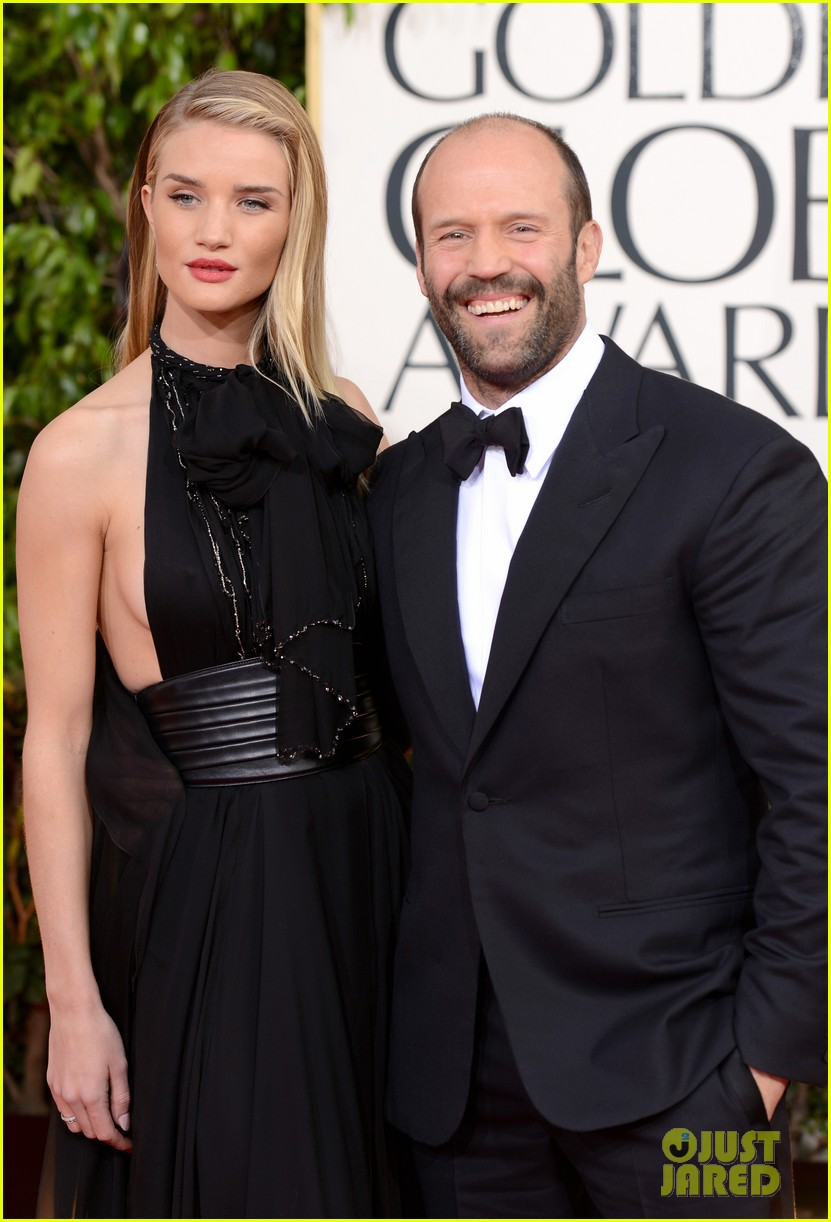 rosie huntington whiteley jason statham golden globes 2013 06