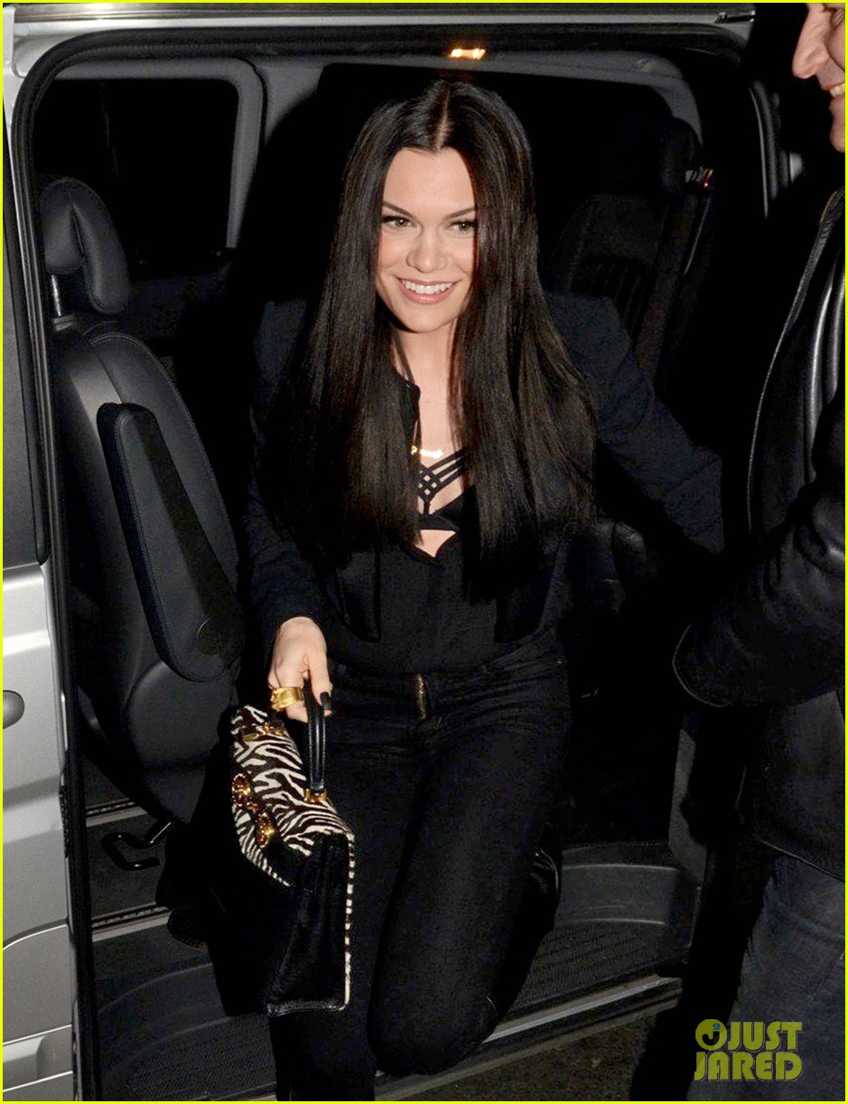harry styles jessie j gq london collections men party 122787644