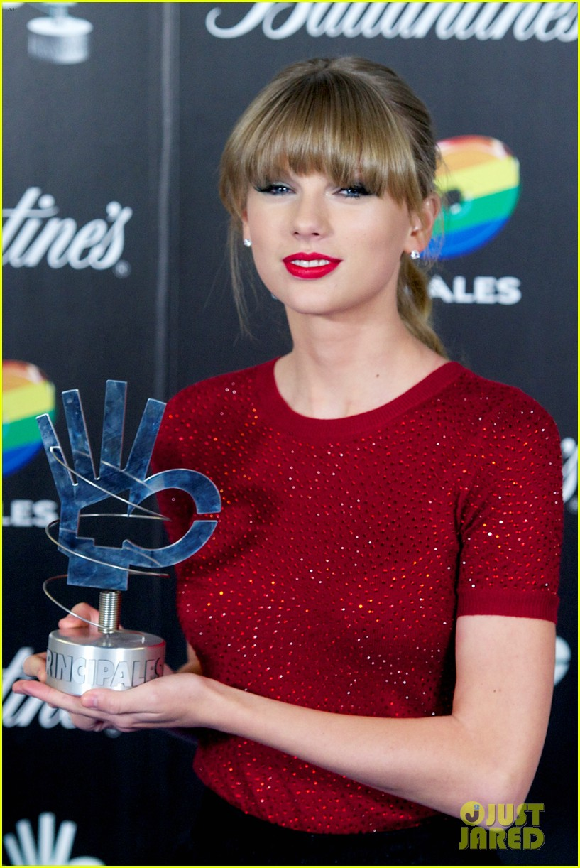 taylor swift 40 principales performance watch now 02