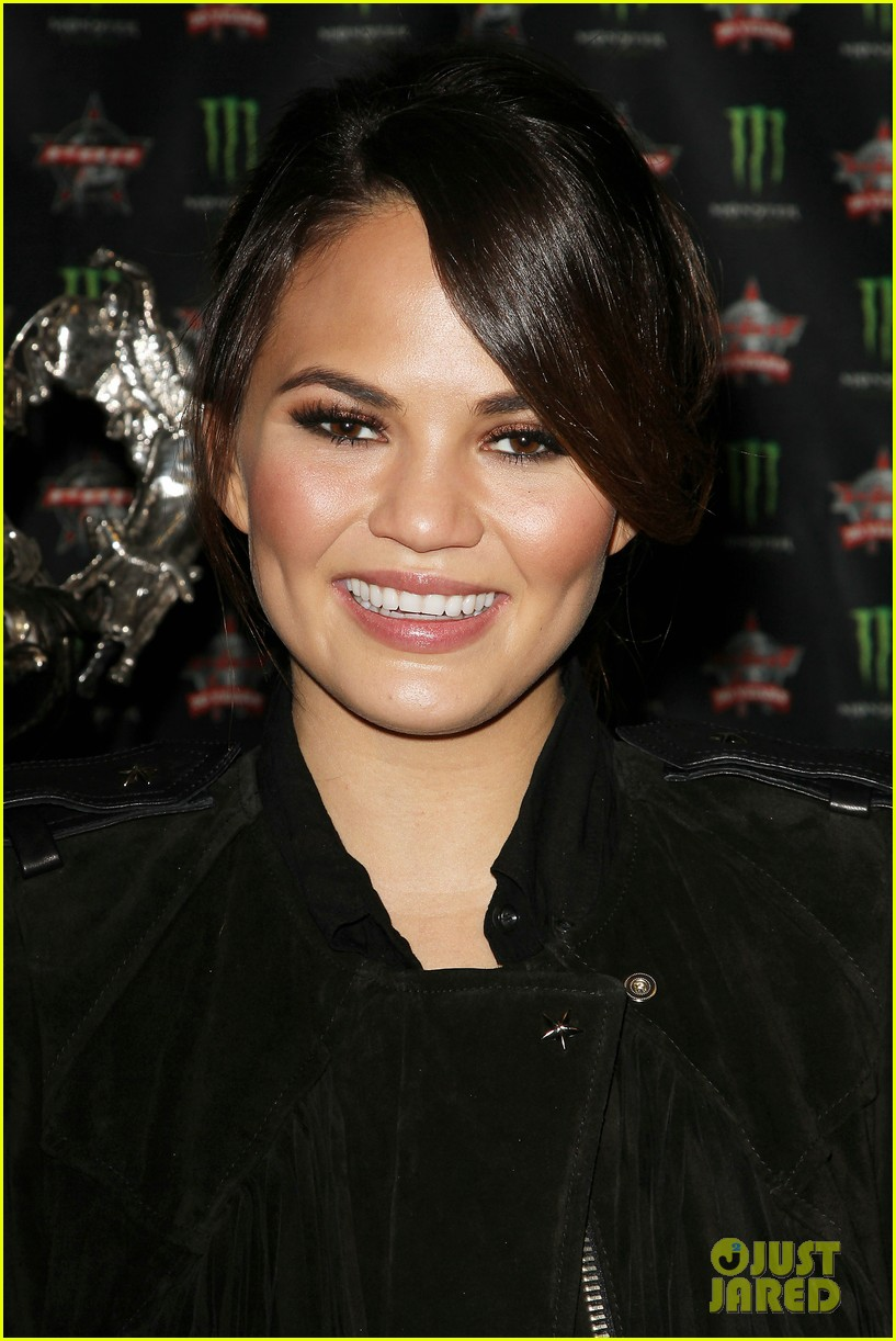 chrissy teigen john legend professional bull riders party 02