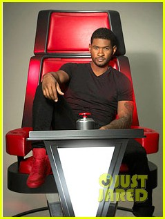 shakira usher the voice promo portraits 03