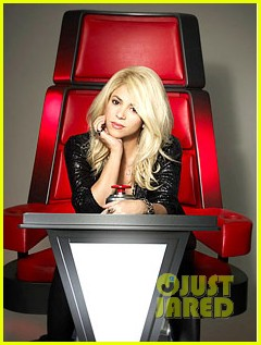 shakira usher the voice promo portraits 042784302
