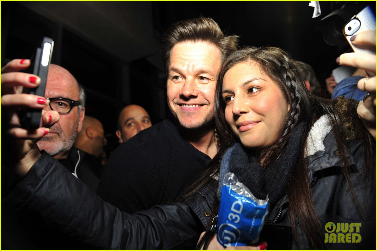 mark wahlberg broken city screening 042786107