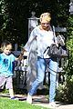 naomi watts liev schreiber sunday with kids 08
