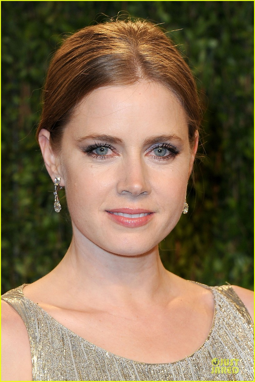 amy adams vanity fair oscars party 2013 02