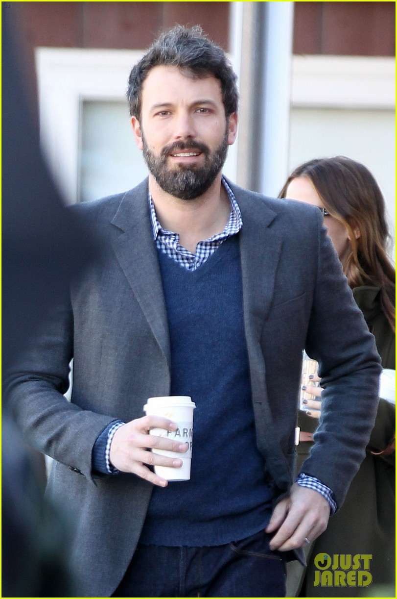 ben affleck jennifer garner breakfast with seraphina 07