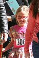 ben affleck pre oscars spelling bee with violet 04