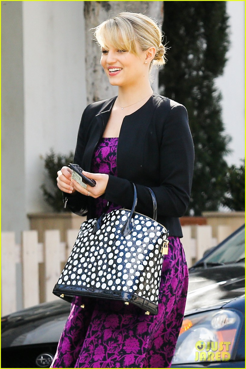 dianna agron i want to see jane lynch broadway debut 042816691