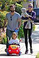 alessandra ambrosio park day with the family 08