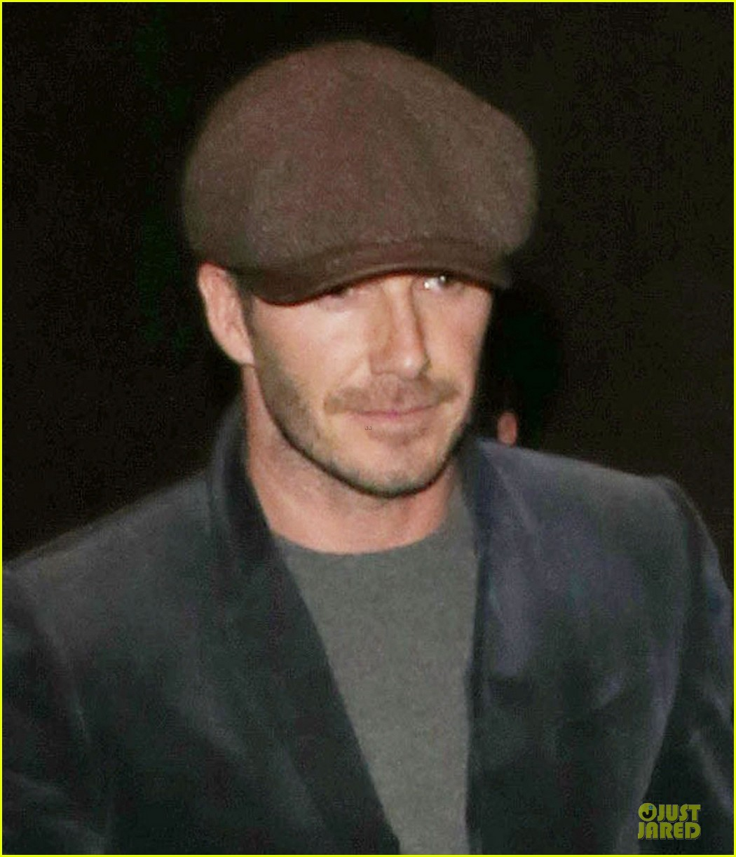 david beckham tamarind restaurant dinner with the boys 20