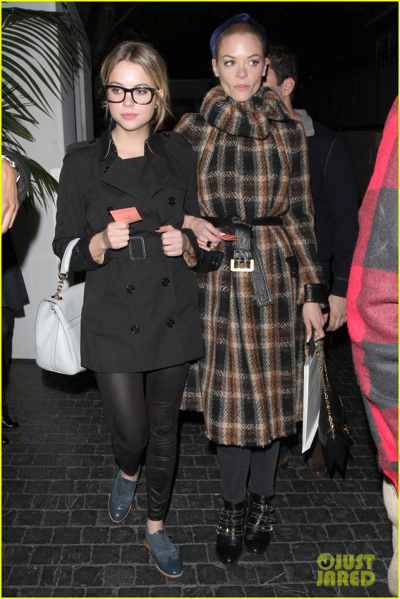 ashley benson jaime king chateau marmont cuties 07