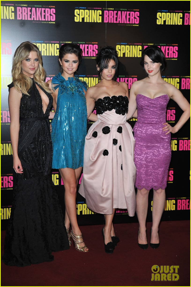 ashley benson rachel korine spring breakers paris premiere 05