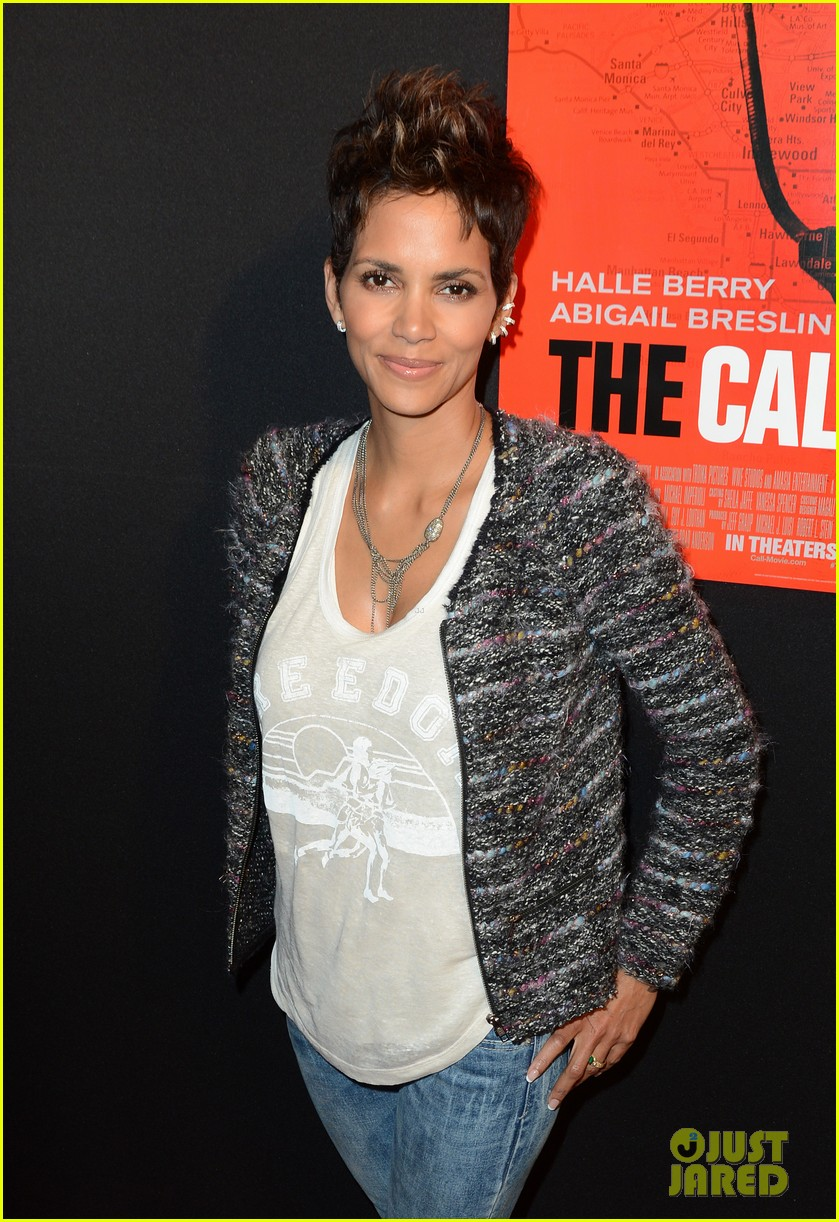 halle berry the call screening in miami 02