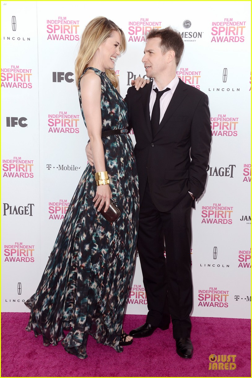leslie bibb sam rockwell independent spirit awards 2013 032818043
