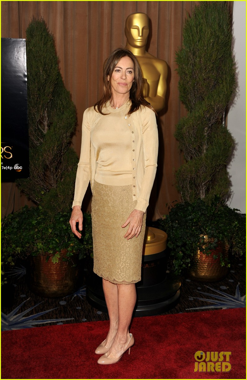 kathryn bigelow steven spielberg oscar nominees luncheon 2013 01