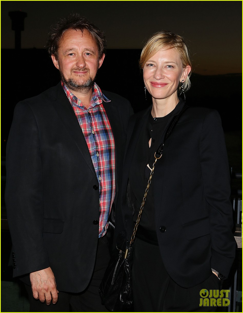 cate blanchett mrs warrens profession opening night 06