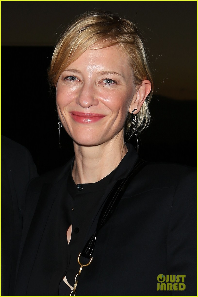 cate blanchett mrs warrens profession opening night 07
