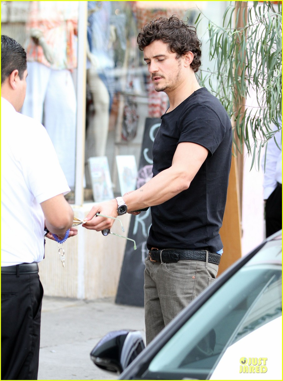 orlando bloom son of a gun with flynn 04
