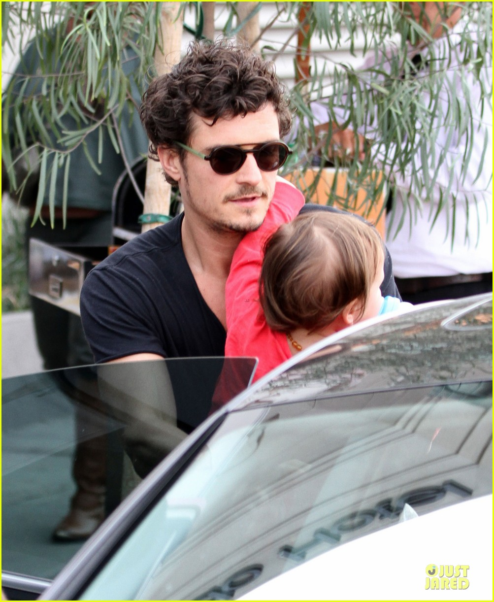 orlando bloom son of a gun with flynn 09