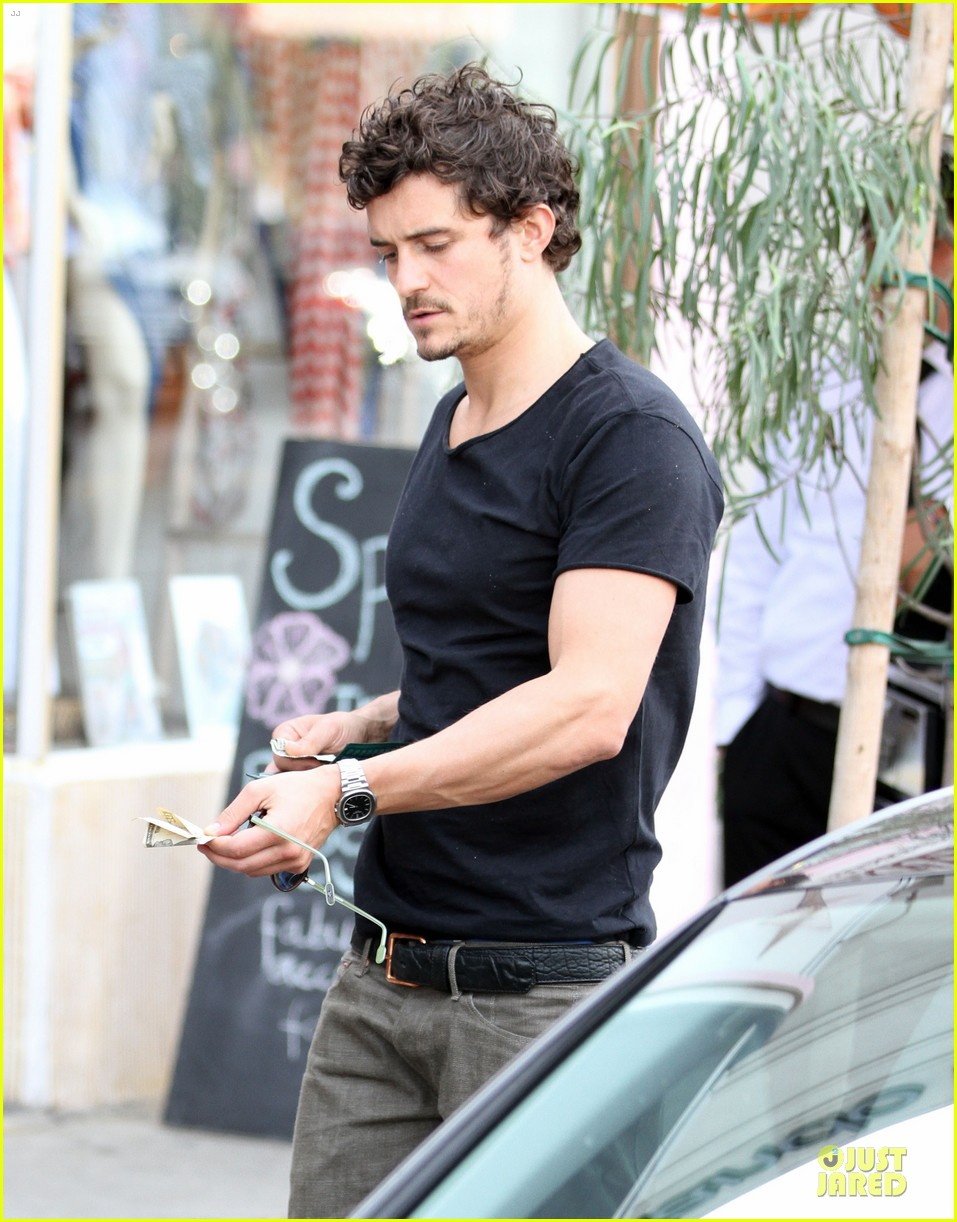orlando bloom son of a gun with flynn 11