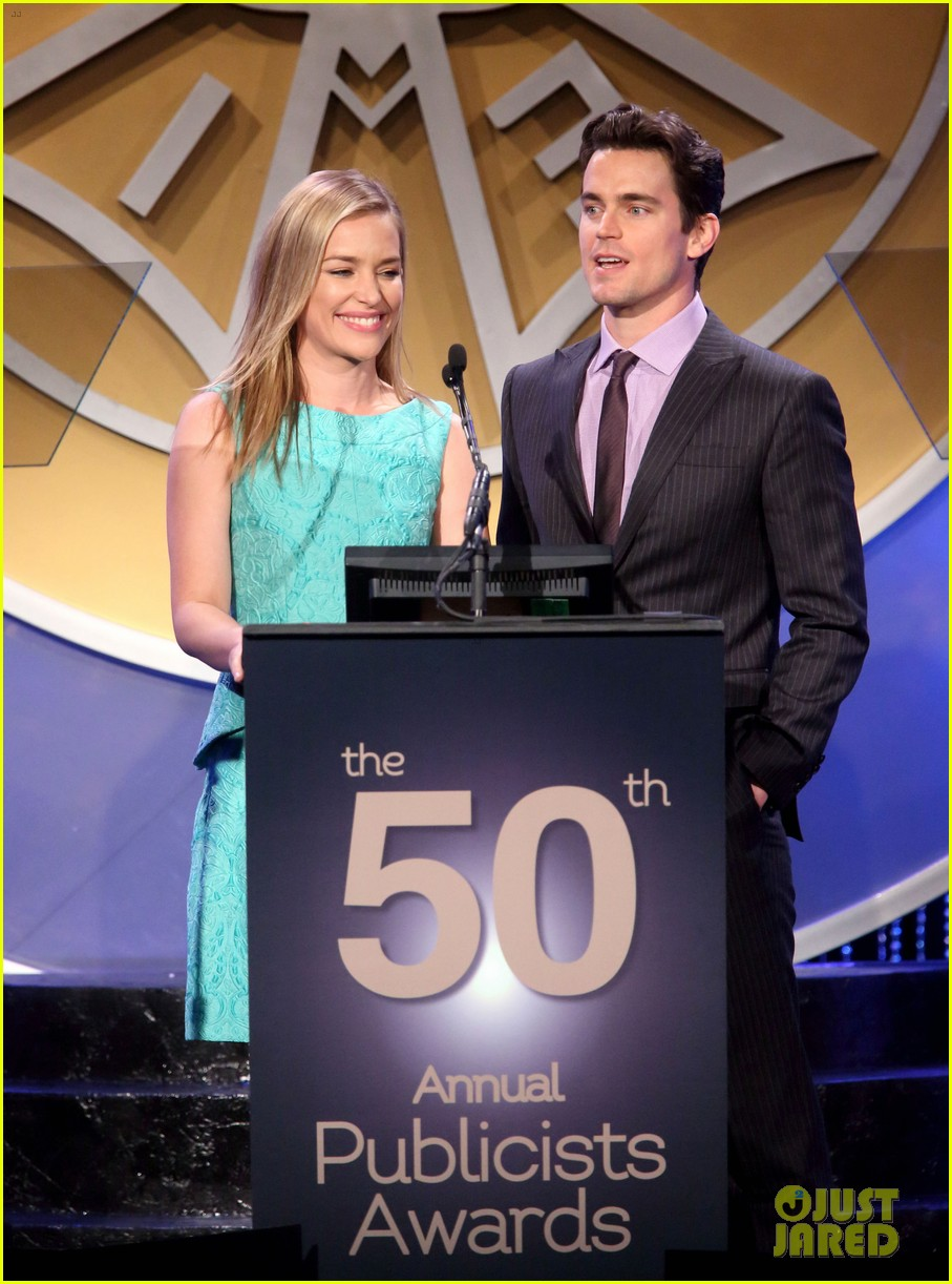 matt bomer piper perabo publicists awards luncheon 03