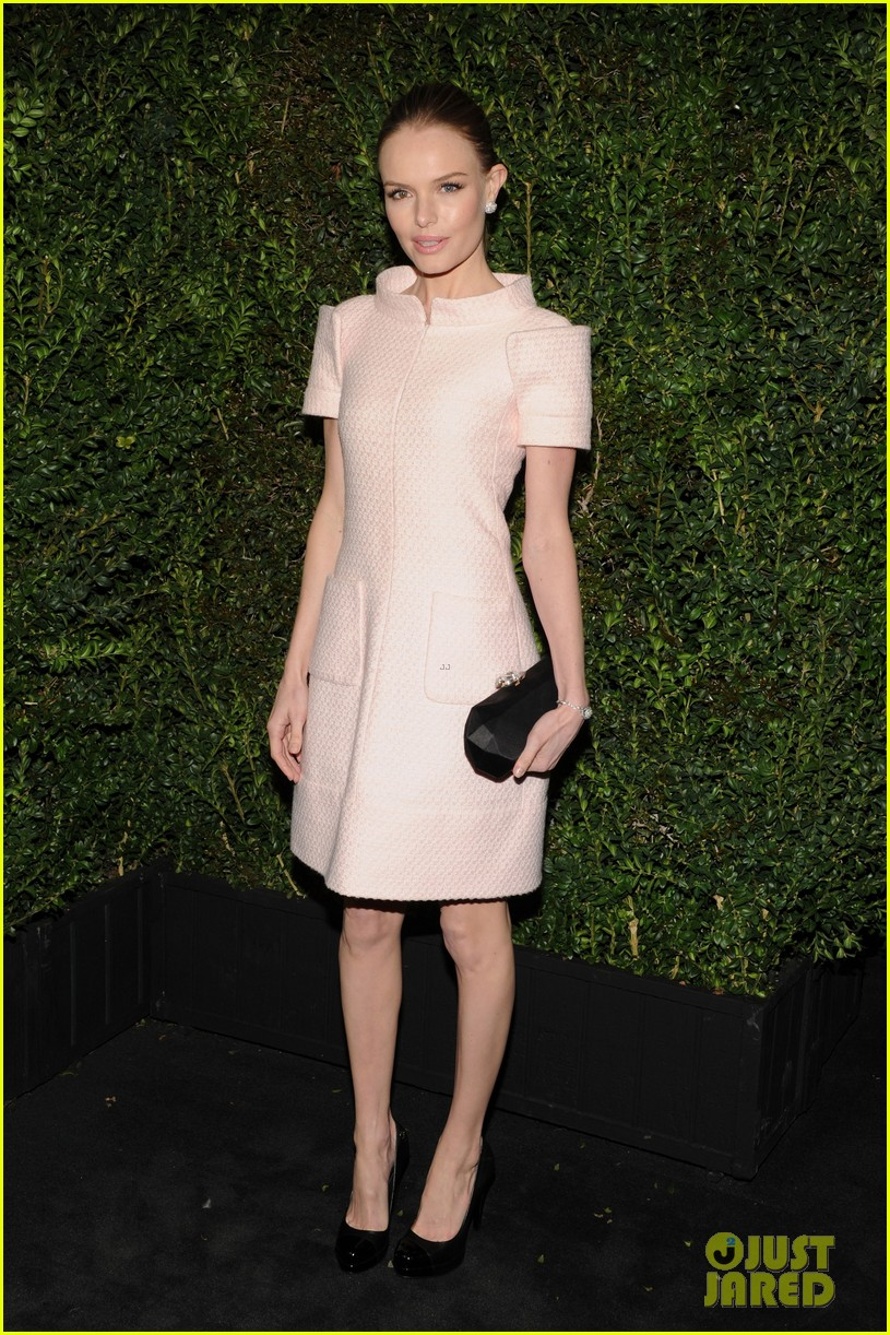 kate bosworth chanel pre oscar dinner 2013 02