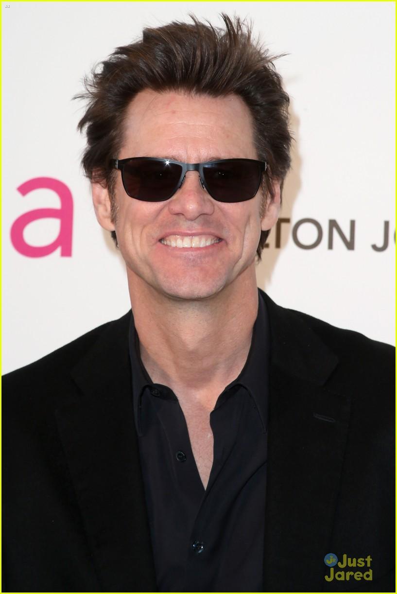 2013 Oscars Jim Carrey Photos