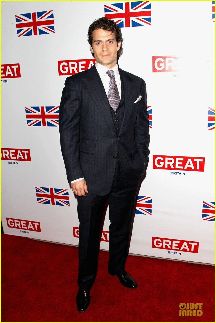 henry cavill gina carano great british film reception 012817448