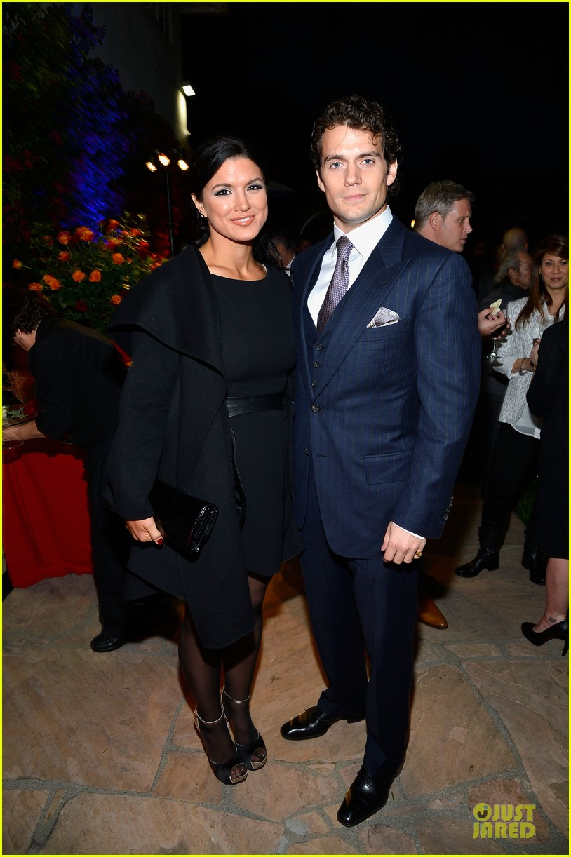 henry cavill gina carano great british film reception 05
