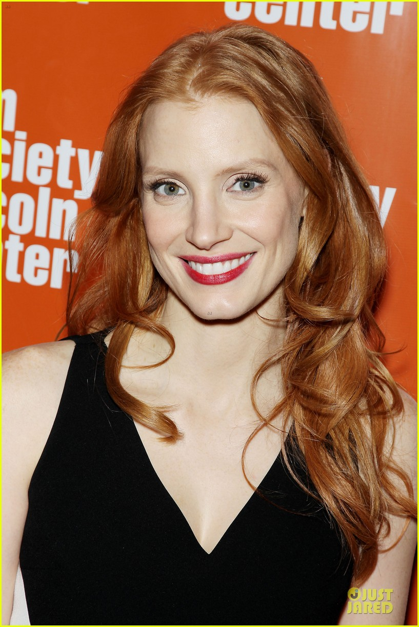 jessica chastain film society of lincoln center conversation 24