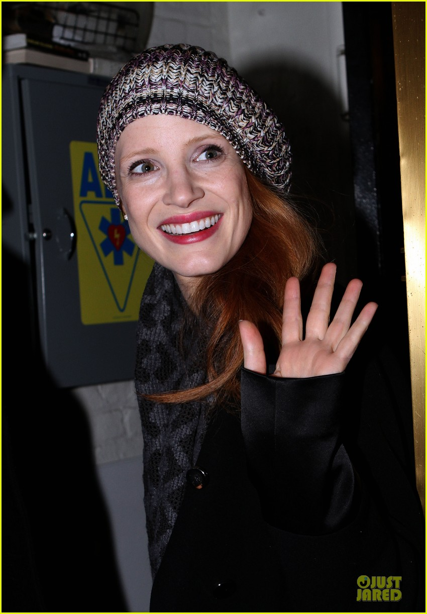 jessica chastain the heiress makes back initial investment 072805671