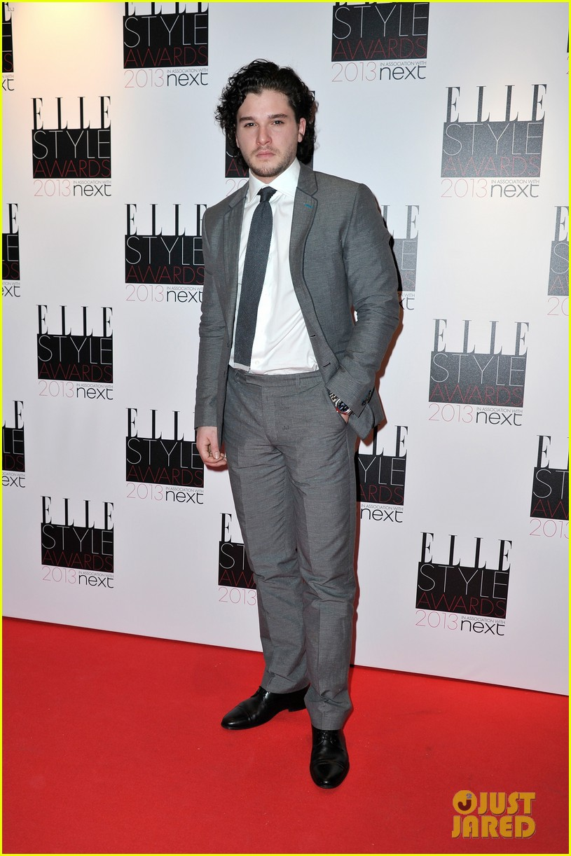 sam claflin kit harington elle style awards 2013 052810232