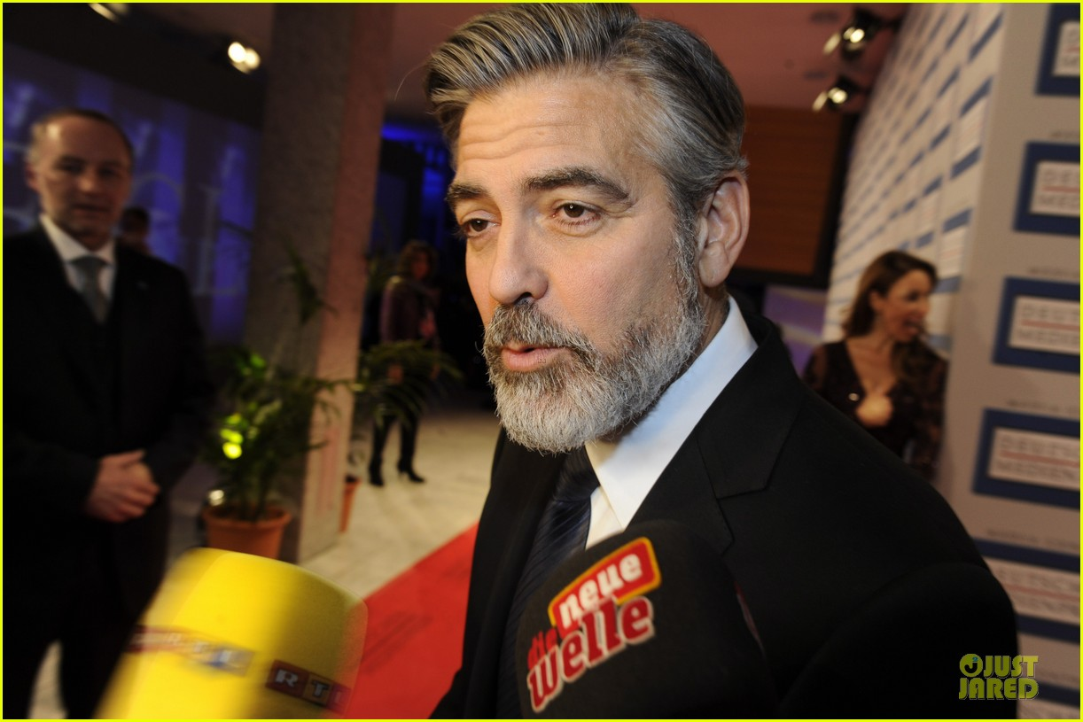 george clooney deutscher medienpreis award honoree 172821445