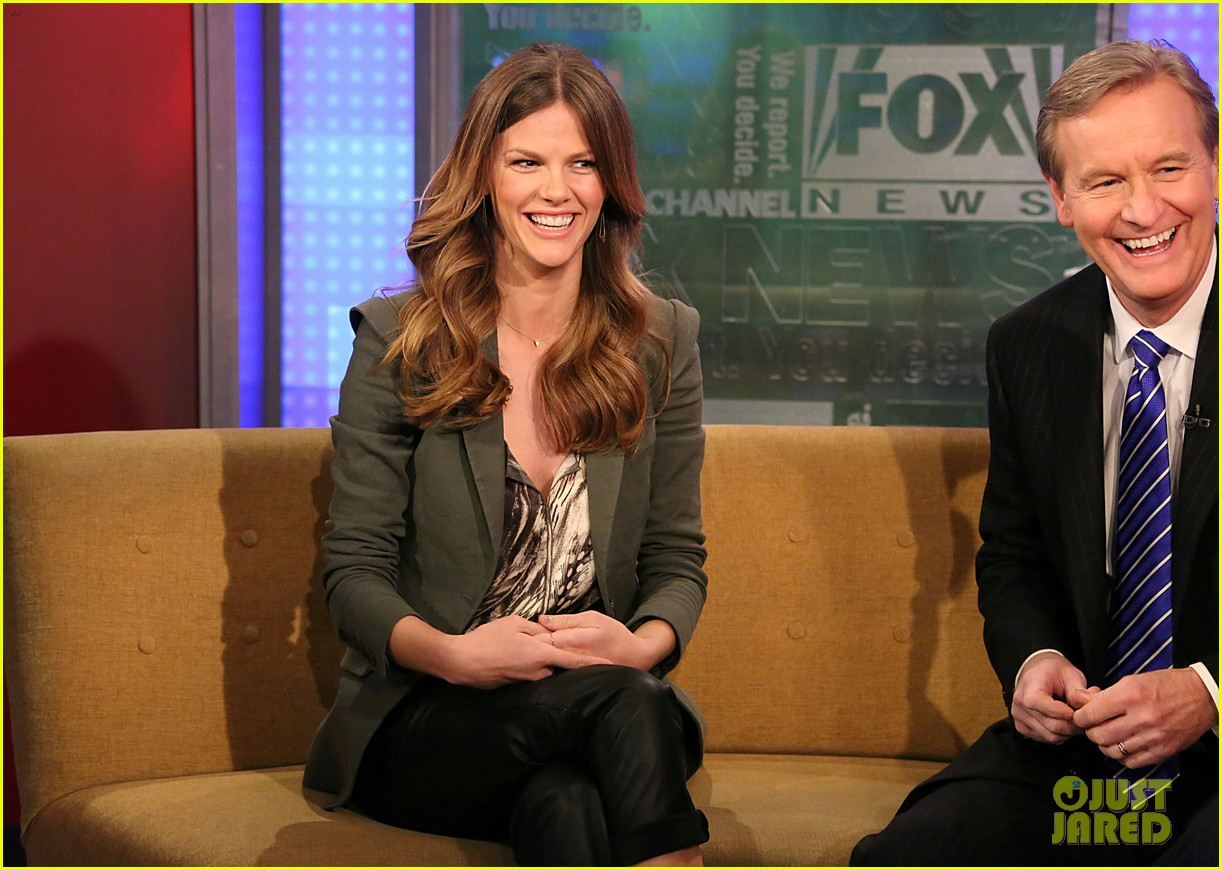 brooklyn decker fox and friends visit 11
