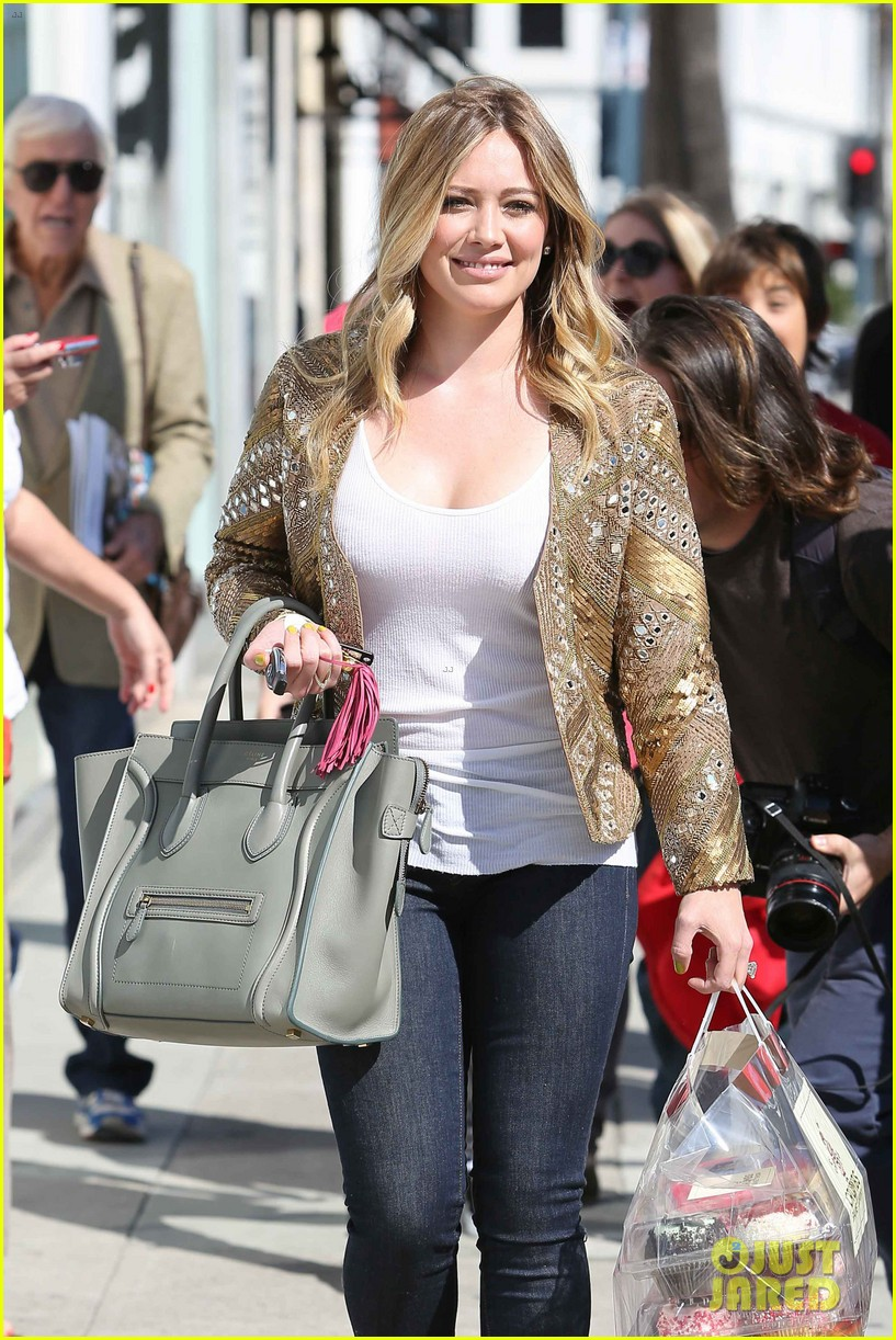 hilary duff lost 30 pounds after giving birth 02