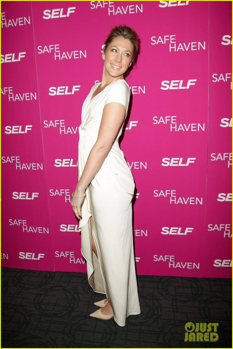 josh duhamel julianne hough safe haven ny premiere 18