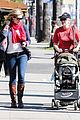 anna faris jack baby gap shopping duo 10