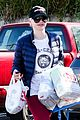 anna faris jack baby gap shopping duo 15
