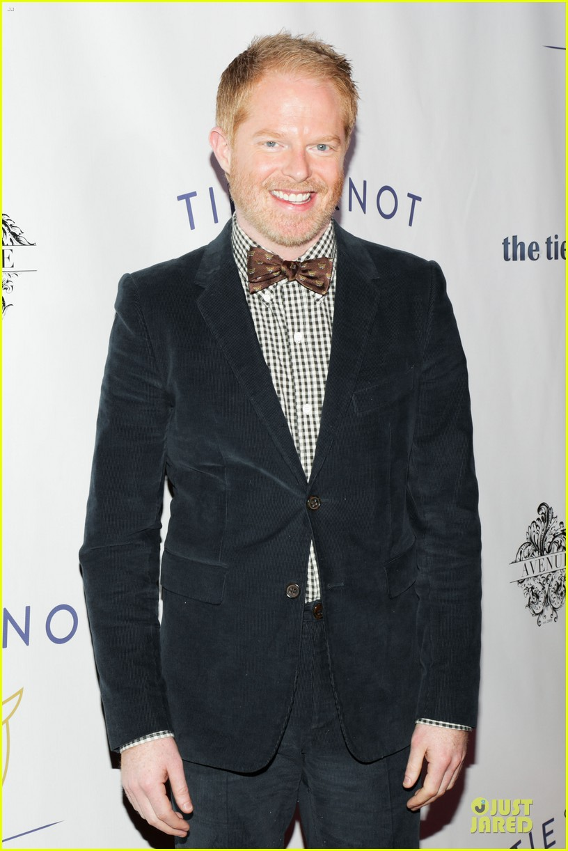 jesse tyler ferguson justin mikita tie the knot spring collection launch 04