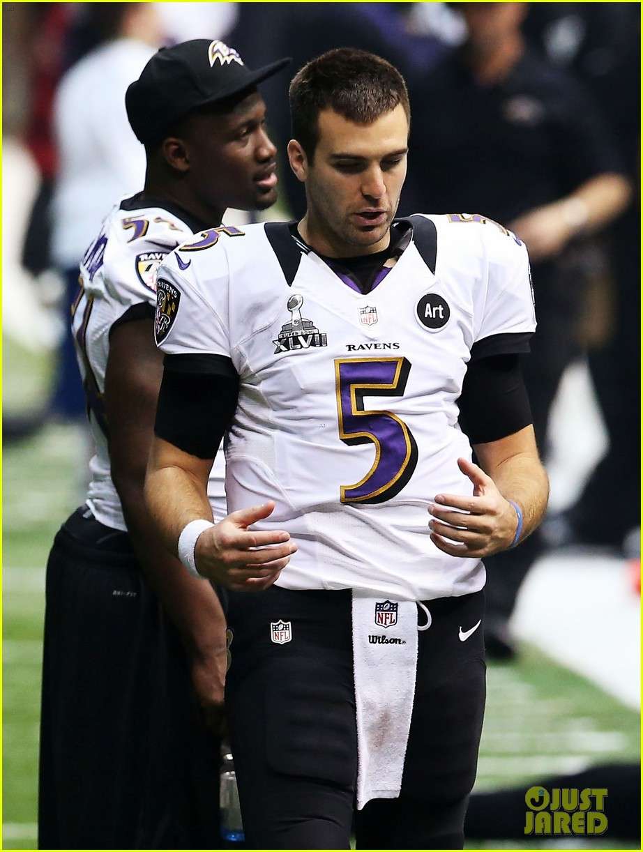 joe flacco super bowl mvp 2013 for baltimore ravens 05