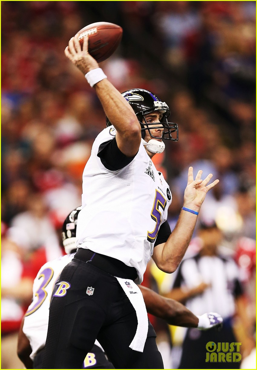 joe flacco super bowl mvp 2013 for baltimore ravens 08
