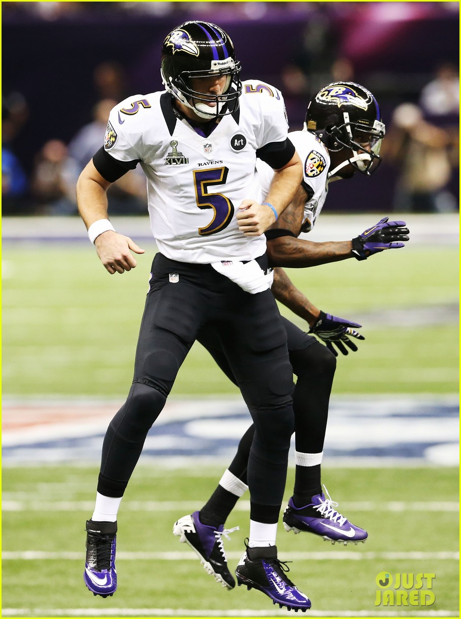 joe flacco super bowl mvp 2013 for baltimore ravens 10