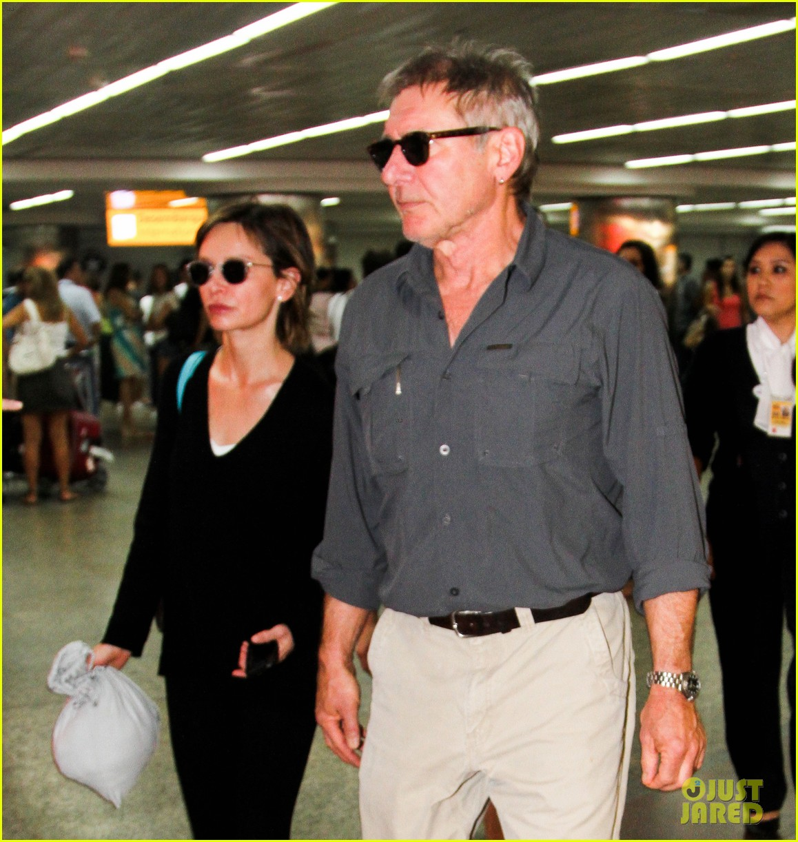 harrison ford family vacation after star wars 7 news 092813656