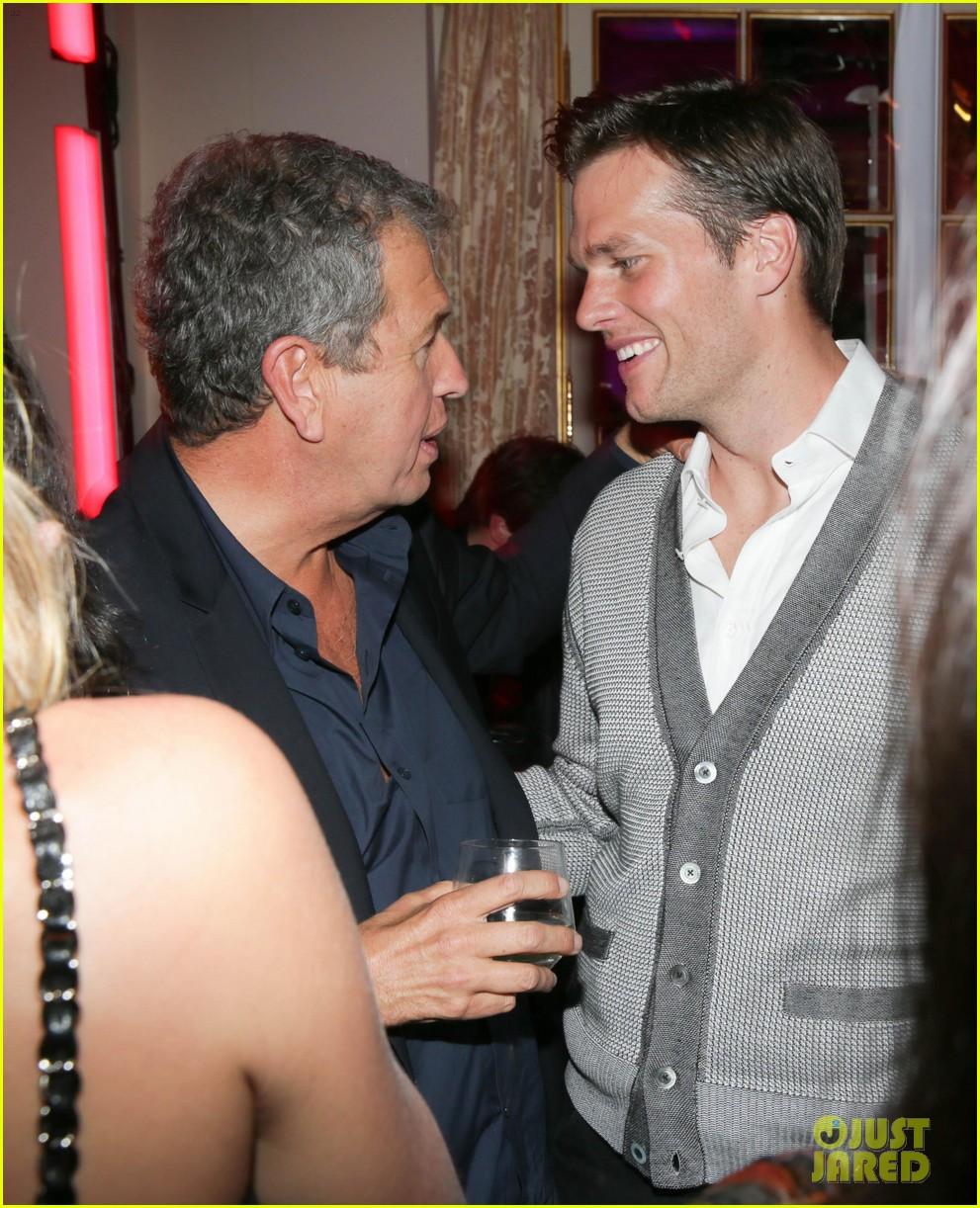 gisele bundchen tom brady mario testino exhibit party 142818667