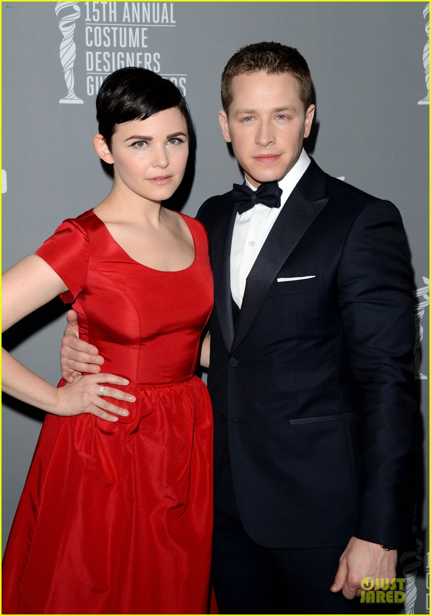 ginnifer goodwin josh dallas cdg awards 2013 red carpet 04