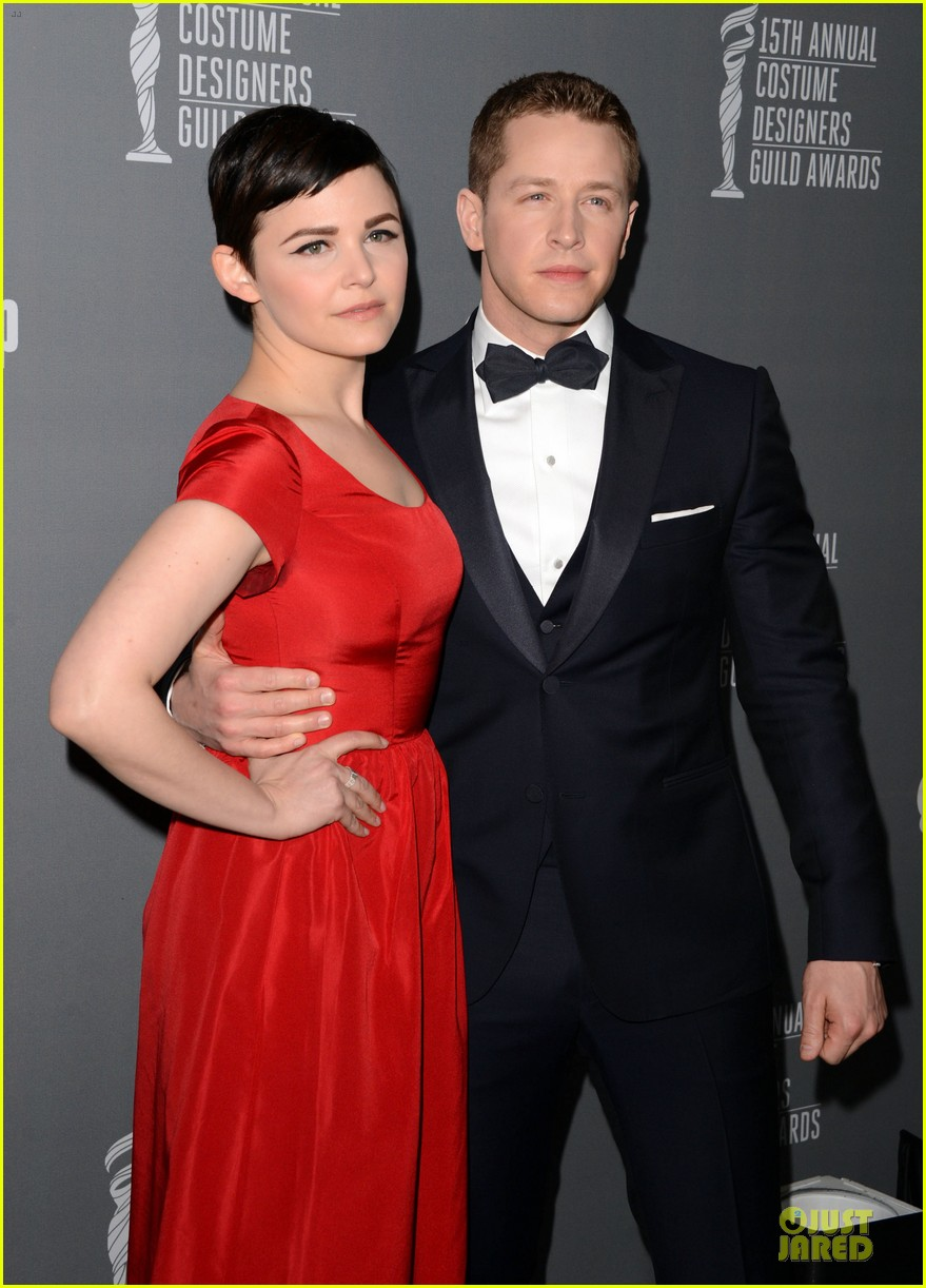 ginnifer goodwin josh dallas cdg awards 2013 red carpet 10