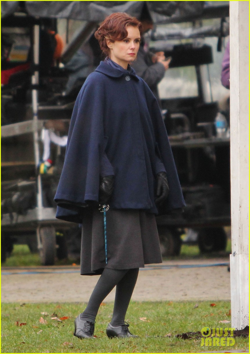 ginnifer goodwin jennifer morrison once upon a time filming 242812828