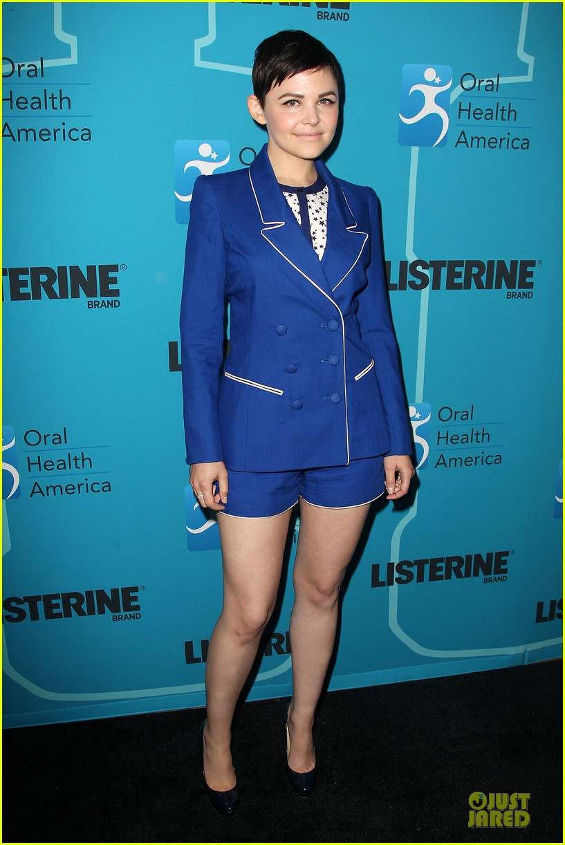 ginnifer goodwin listerine 21 day challenge unveiling 01