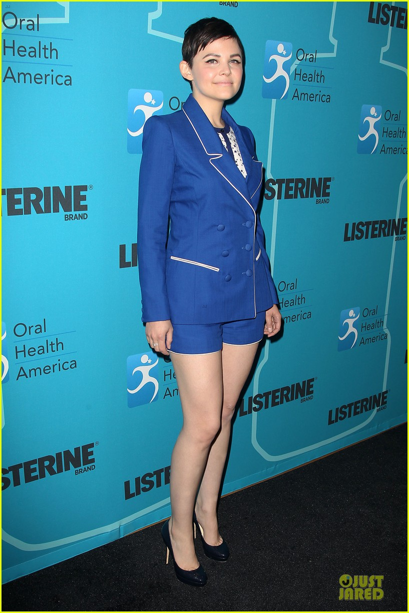 ginnifer goodwin listerine 21 day challenge unveiling 052805572