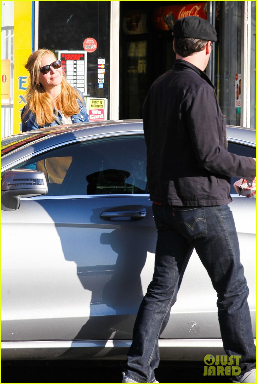 jon hamm jennifer westfeldt valentines day lunch date 15